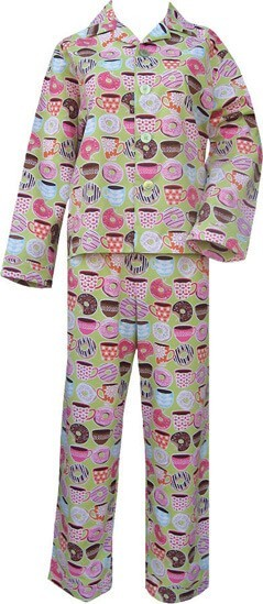 """Donuts"" from The Cat's Pajamas $86"