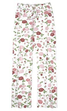 """Rosy Afternoon"" Pajama Pant from Hatley Nature  $34"