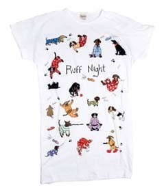 """Ruff Night"" Sleepshirt from Hatley Nature $29"