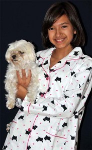 """Doggy Love"" Kids Pajamas from Papa Bear  $34"
