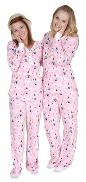 New Years Eve PJ Party