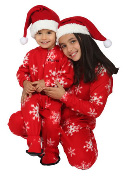 Tag archive: family matching pajamas