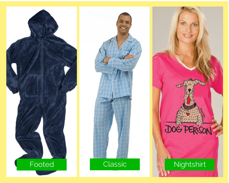 Your Pajama Fit Guide: How to Choose Just the Right PJs