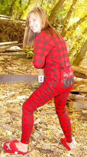 More Pajama Halloween Costume Ideas!